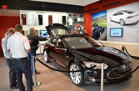 Tesla Ohio Dealers Tesla Strikes Deal To Keep Selling Its Electric Cars In Ohio