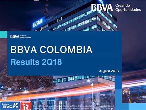 banco bilbao vizcaya argentaria s a banco bilbao vizcaya argentaria s a 2018 q2 results