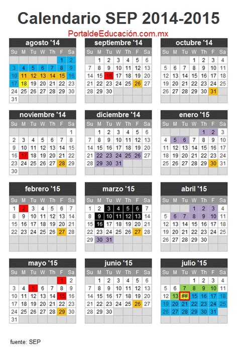 sep publica calendario escolar 2015 2016 del sistema 550 x 800 183 96 kb 183 gif calendario escolar 2014 2015 sep