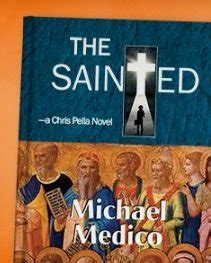 the sainted a chris pella novel tr special performance reading of quot the sainted quot on aug 1