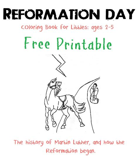 5 Solas Coloring Page by Reformation Day Free Printable Coloring Book Ages 2 5