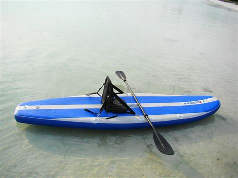 paddle board with 11ft azzurro mare wide stand up paddle board ebay
