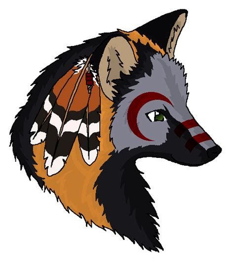 native american cross fox by caliwings on deviantart