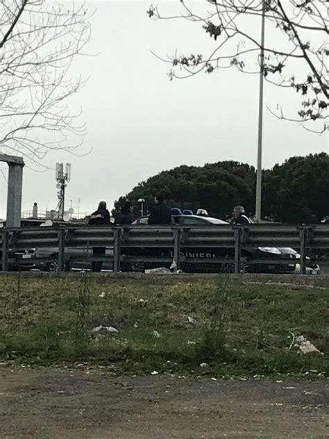 bufalotta porta di roma bufalotta fermato a bordo di un auto rubata dopo