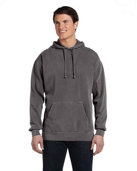 comfort colors hoodie comfort colors 1567 garment dyed pullover