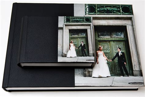 Parent Wedding Album Layout by Luxurious Wedding Albums Queensberry Albums