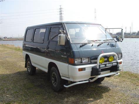 mitsubishi wagon 1990 mitsubishi delica wagon star wagon 1990 used for sale