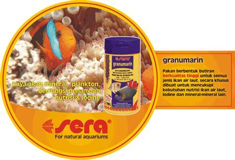 Peletpakanmakanan Ikan Laut Sera Food Marine Fish Sera Granumarin Food For Marine Fish Waterdecor
