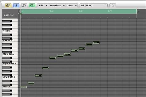 drum pattern logic pro how to create and edit drum patterns in logic pro s hyper