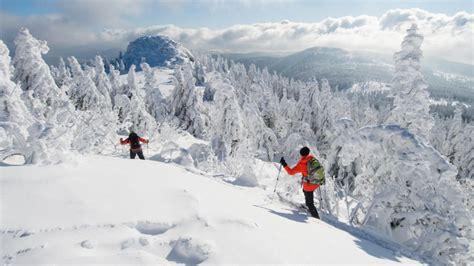 wetter wann kommt schnee jetzt kommt der schnee skifahren in mittelgebirgen