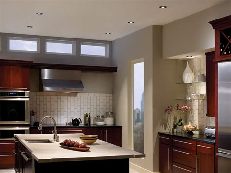 Recessed Kitchen Lighting Get An Instant On With Led Recessed Lighting Fixtures Light Decorating Ideas