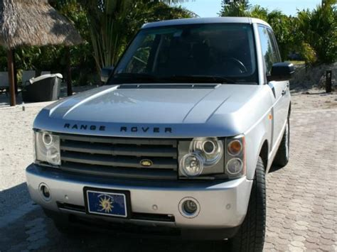 how to sell used cars 2005 land rover range rover user handbook find used 2005 land rover range rover in boynton beach florida united states for us 7 000 00