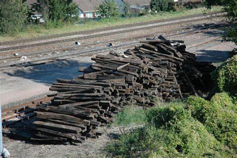 d 233 chets dangereux le des traverses de chemins de fer
