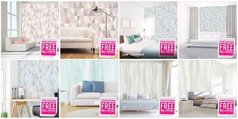 wallpaper for walls malaysia korea wallpaper promotion free wallpaper giveaway