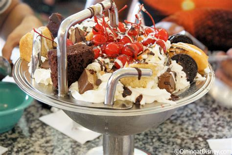 Disney Kitchen Sink Top 5 Disney Treats