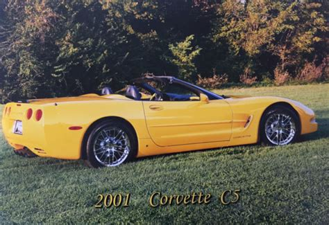 tire pressure monitoring 1964 chevrolet corvette engine control 2001 chevrolet corvette base convertible 2 door 5 7l c5 custom zr1 wheels