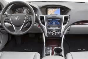 2015 Acura Tl Interior 2015 Acura Tlx Interior