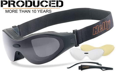 Motorradfahren Mit Brille by Helly Bikereyes Bandit 1310 A Bikerbrille Motorradbrille