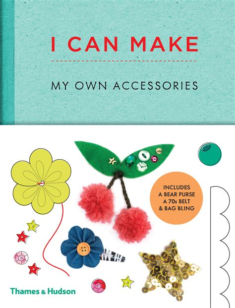 Easy Accessories To Make For A Fashion And Textiles Course by I Can Make My Own Accessories Easy To Follow Patterns To