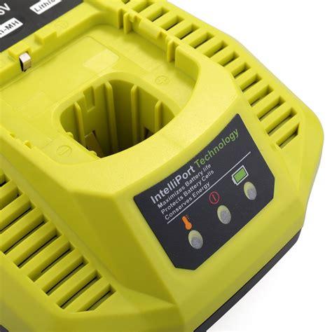 ryobi 7 2 v battery charger enegitech ryobi 7 2v 20v battery charger