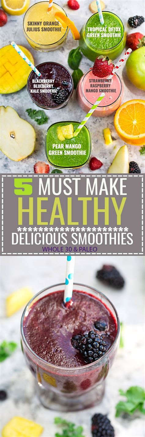 Will A Whole Detox Make My Seman Taste Better by 25 B 228 Sta Detox Smoothies Id 233 Erna P 229