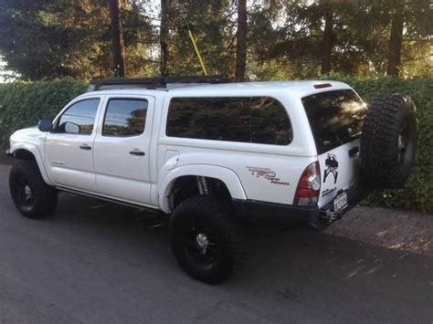 Toyota Tacoma Bed Shell Snugtop Ss Cer Shell For 2nd Toyota Tacoma 2005