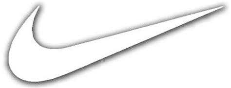 Topi Nike Logo Sing 2 nike swoosh logo vinyl sticker decal white 4 inch desertcart