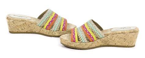 eric javits shoes eric javits womens squishee braided raffia slide sandal