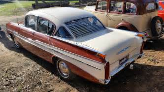 1958 Vauxhall Cresta 1958 Vauxhall Cresta A 1958 Vauxhall Cresta That Was On