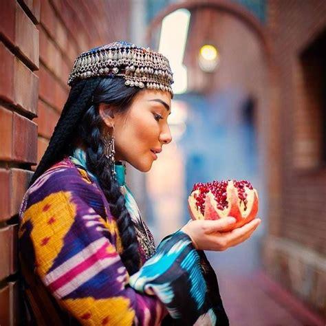 uzbek woman having fun and dancing samarkand uzbekistan stock 716 best images about uzbekistan on pinterest the silk