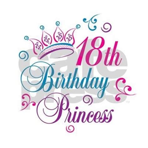 Home Decor Shops Uk by 18th Birthday Princess Ornament Round By Letscelebrate