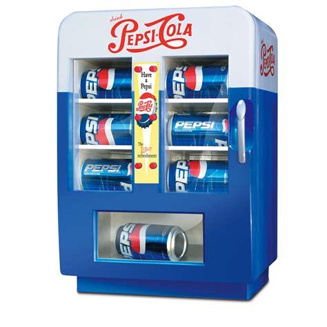 bull table top fridge vintage style mini pepsi 174 vending machine refrigerator