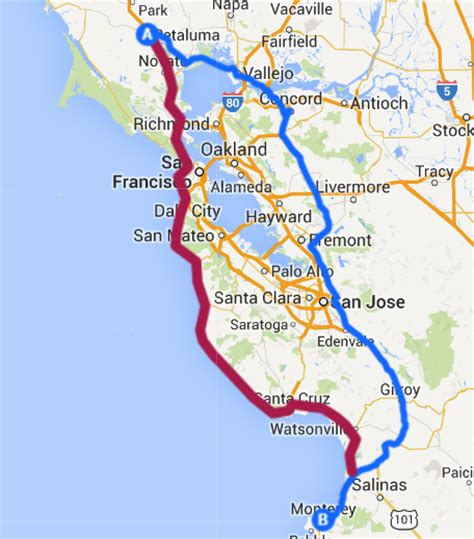 Pch 1 Map - using google maps street view and facebook to research a