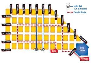 denver lights map december s season of celebrations denver s