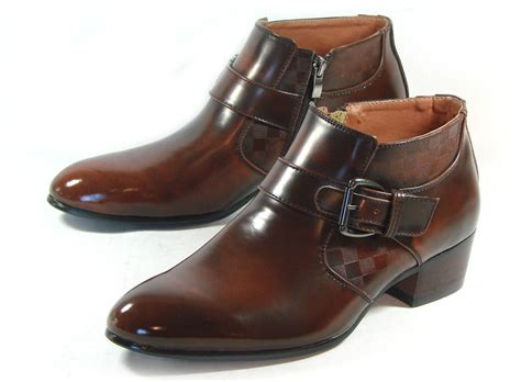 mens boots size 8 mooda mens oxfords dress shoes for ankle boots brown