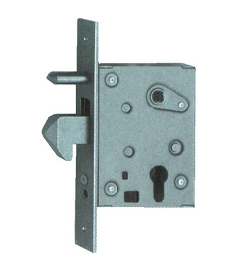 serrature per porte scorrevoli serratura a gancio una mandata e mezzo giro con cilindro