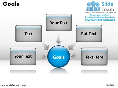 ppt templates for goal setting goals powerpoint ppt slides