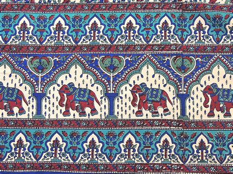 indian print bedding indian print bedding elephant pattern cotton fabric flat sheet novahaat