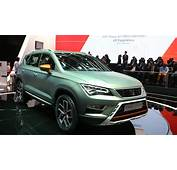 SEAT Ateca X Perience Exhibits Its Adventurous Side In Paris
