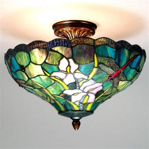 tiffany style ceiling fans with lights tiffany ls lighting ceiling fans on winlights com