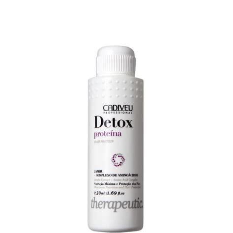 Hi Q Pro Plus Detox by Pr 233 Shoo Cadiveu Detox Prote 237 Na 55ml Beleza Na Web