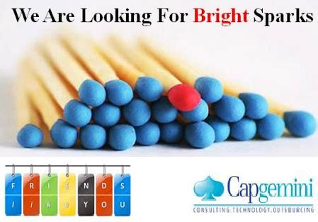 Internship In Capgemini For Mba by Urgent Fresher Openings For Mba Finance At Capgemini