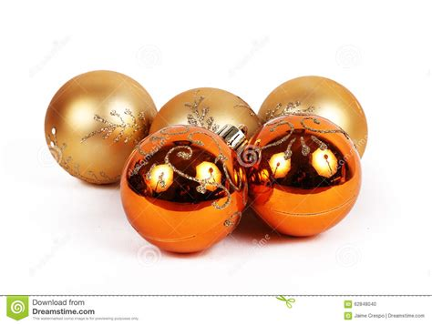 orange ornaments balls orange balls ornament stock photo image 62848040