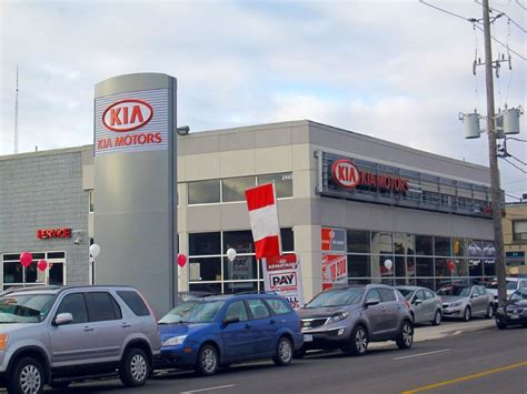 The Nearest Kia Dealership West Toronto Kia 10 Photos Car Dealers Toronto On