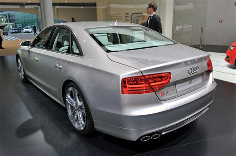 Audi Rs8 Price List by 2012 Audi S8 Suggests Eight Is More Than Twelve W Video