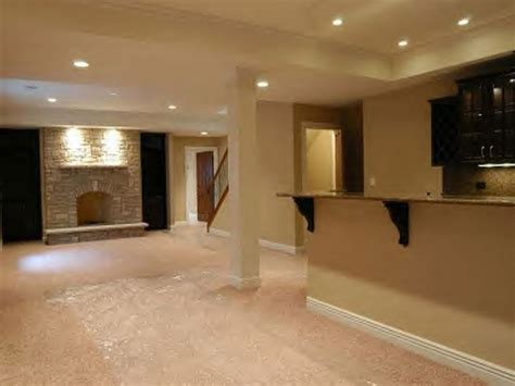 basement design finishing remodeling ideas unfinished