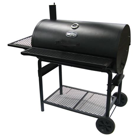 Charcaol Grill by Shop Kingsford 37 5 In Barrel Charcoal Grill At Lowes