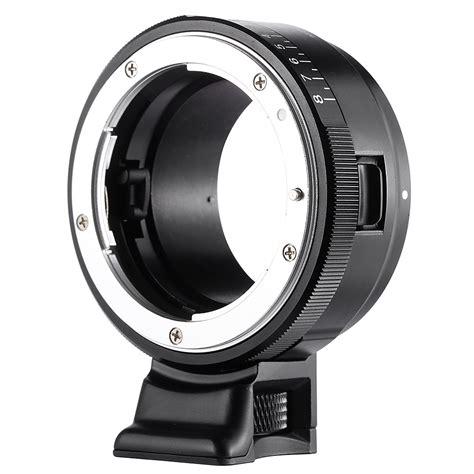 Kamera Sony Vg20 viltrox nf nex mount adapter ring f 252 r nikon g f ai s