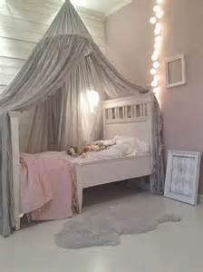 bed canopy with lights making magic in kids rooms with fairy lights design dazzle