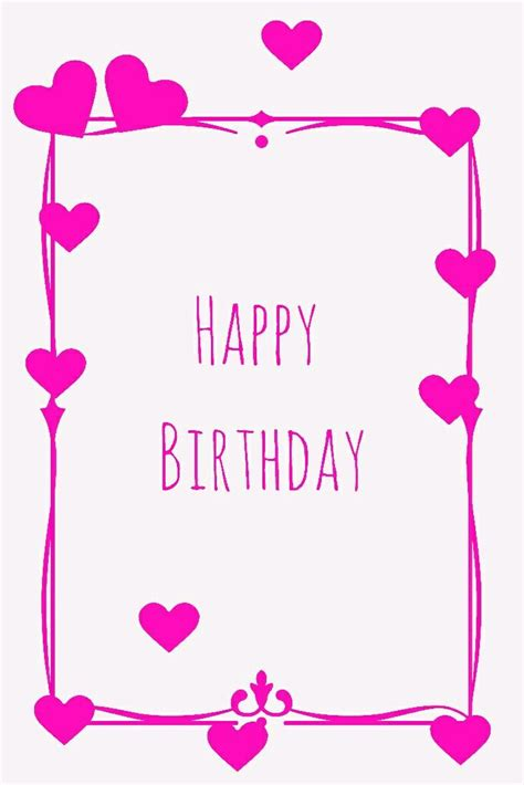 printable birthday cards love 437 best happy birthday images on pinterest birthdays